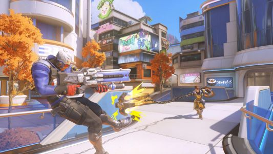 Overwatch's New D.Va Map, Busan, Revealed; Out Now On PTR