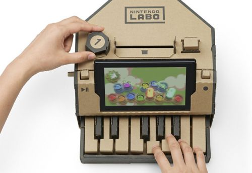 Nintendo Labo kits for the Switch look like so much fun, and you can preorder them now