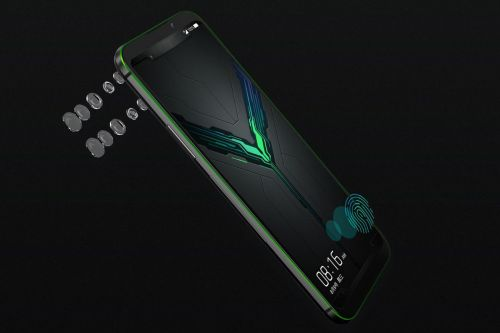 Xiaomi announces its Black Shark 2 gaming phone with a pressure-sensitive AMOLED display