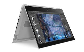 HP's 'most powerful' ZBook convertible packs 8th-gen Intel Xeon CPUs