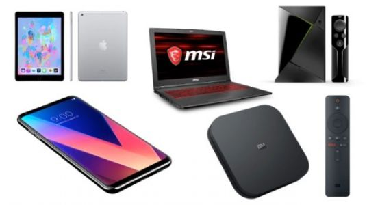 Geek Deals: MSI GTX 1060 Gaming Laptop, Nvidia Shield 4K, Apple iPad