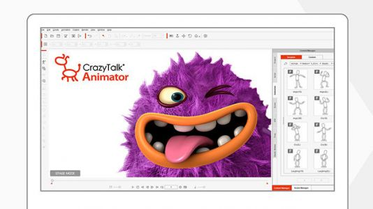 Create animations easily with this app