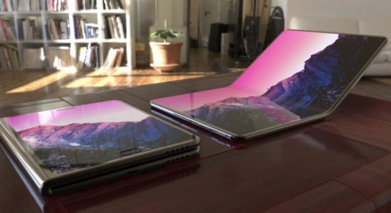 Samsung confirms it's working on a foldable screen Laptop
