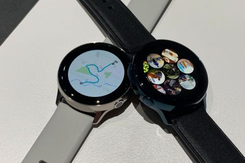 Hands-on with Samsung's new Galaxy Watch Active