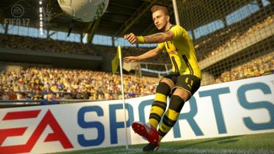 FIFA 17 Now Available In The EA Access Vault