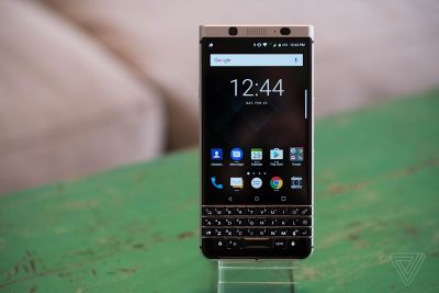 BlackBerry KeyOne launches on Sprint, the eternal harbor of innovation