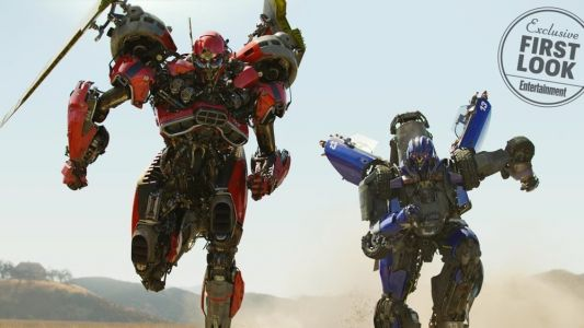 Two New Decepticon Villains Revealed in New Photo From BUMBLEBEE