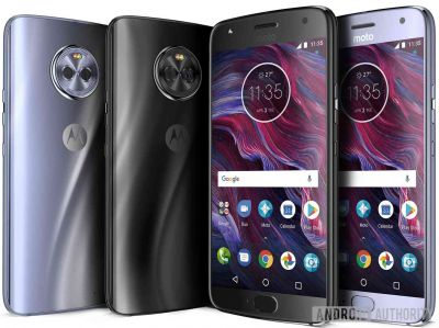 Moto X4 shown off in clear images