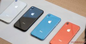 IPhone XR production reportedly hits manufacturing snag