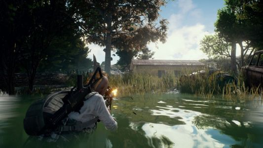PlayerUnknown's Battlegrounds Xbox One update adds auto-run, further inventory tweaks