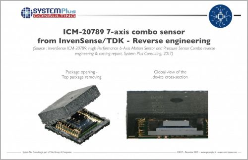 """The world's 1st """"7-axis"""" motion tracking devices: tiner package & better response time"""