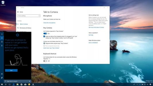 How to configure Cortana to respond only to your voice on Windows 10
