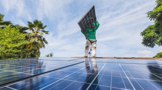 SolarCity agrees to settle government fraud claim