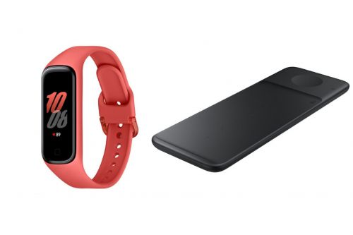 Samsung's Galaxy Fit 2 and new Trio wireless charger are now available
