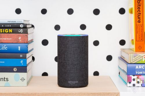Alexa's news-reading voice just got a lot more professional