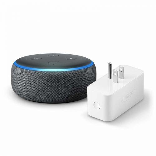 Let Amazon's $40 Echo Dot and Smart Plug bundle kickstart your smart home