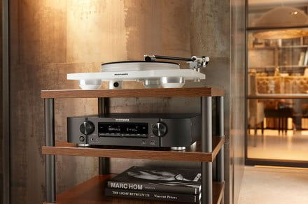 Slim new A/V receivers from Marantz have tiny footprint, come with Alexa onboard