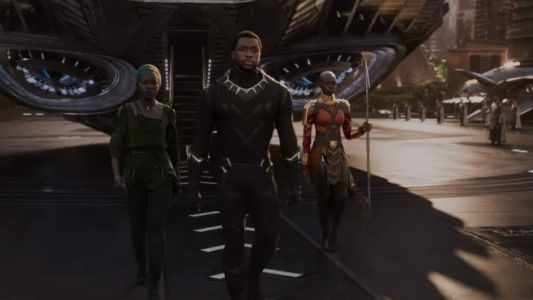 New BLACK PANTHER Featurette Gives Viewers a Breathtaking Look At Wakanda