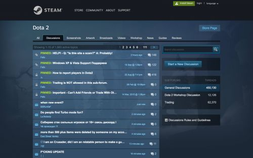 Valve will start moderating comments on Steam