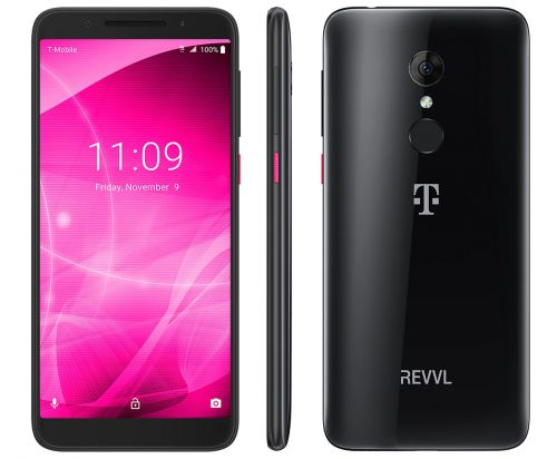 T-Mobile REVVL 2 and REVVL 2 Plus launching Nov. 16, will have limited time add-a-line deals