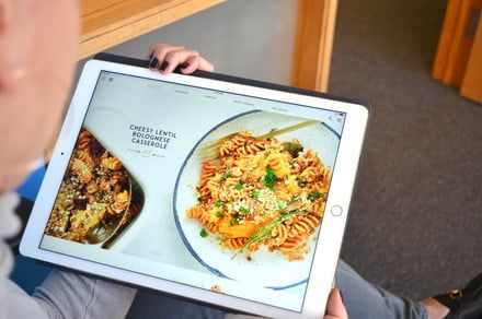 Oh She Glows is the most stunning recipe app you'll ever see