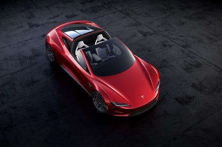 Lose your lunch watching Tesla's new Roadster launch in 'Maximum Plaid' mode