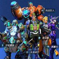 Blizzard takes Chinese dev to court over alleged mobile Overwatch clone