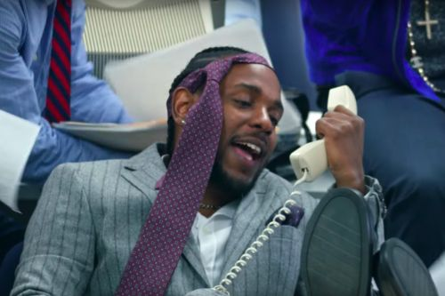 Kendrick Lamar's latest Black Panther music video is full of old gadgets and magic