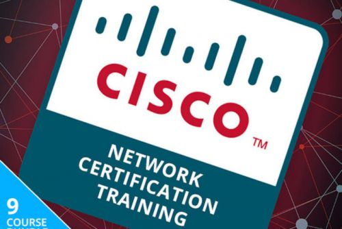 Save Hundreds On The Complete Cisco Network Certification Training Bundle