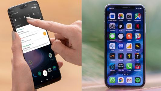 OnePlus 6 vs iPhone X: almost half the price, but does it beat Apple's top phone?
