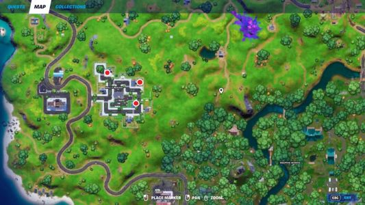 Fortnite: Collect Parenting Books From Holly Hatchery Or Retail Row