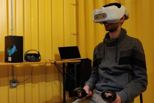 HTC Vive Focus hands-on impressions: No-PC, no-wires VR at a too-steep price