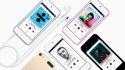 Revamped iPod Touch rumored to launch today