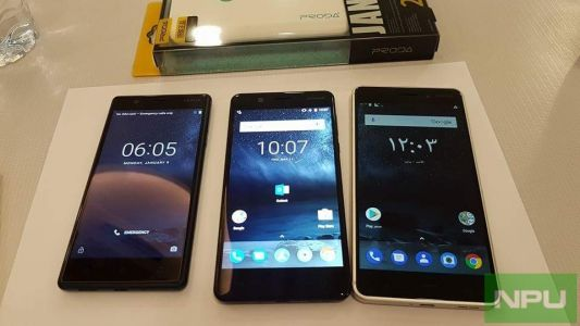 Lowest price in UK: Nokia 5 , Nokia 8 , Nokia 6 & Nokia 3