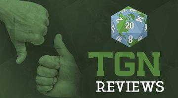 TGN Review: Deep-Cut Studios Custom Game Mat