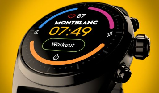 Montblanc Summit Lite is a $860 Wear OS smartwatch with a 2-year old chip