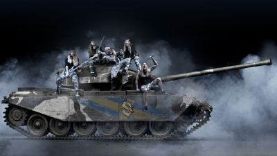 A New Vehicle Featuring Sabaton: Now Available!