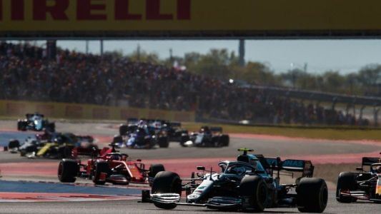 How to watch Formula 1's 2021 U.S. Grand Prix online from anywhere