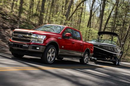 Dominant 2018 Ford F-150 Power Stroke diesel scores 30 mpg EPA highway rating