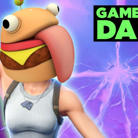 Fortnite Season 5 Looks Like A Wild Ride - GameSpot Daily