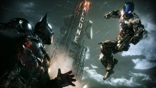 Batman: Arkham Knight Hides Some Interesting Secrets Behind The Cameras