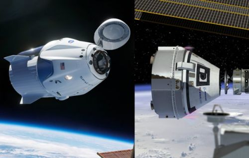 NASA schedules SpaceX commercial crew test flight for January