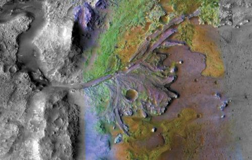 NASA reveals Jezero Crater as landing site for Mars 2020 rover