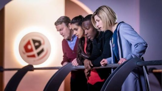 'Doctor Who' Episode 7: Team TARDIS Pops E-Commerce Bubble at Kerblam!