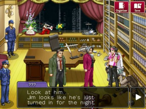 Ace Attorney Investigations Launches On Mobile Devices