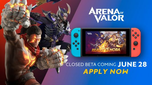 'Arena of Valor' beta registration for Nintendo Switch is live