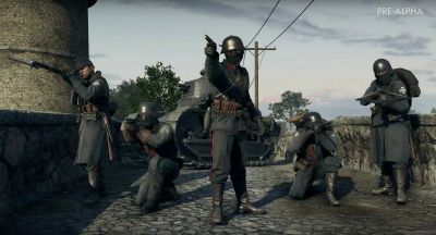 Battlefield 1 Getting 5v5 Competitive Mode Called Incursions