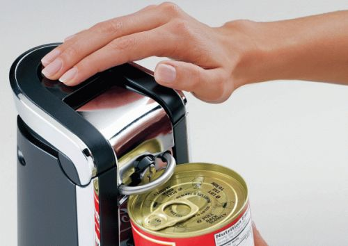 Who knew it was possible to get so excited about a can opener?