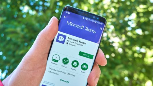 Microsoft Teams update will make using the mobile app less of a chore