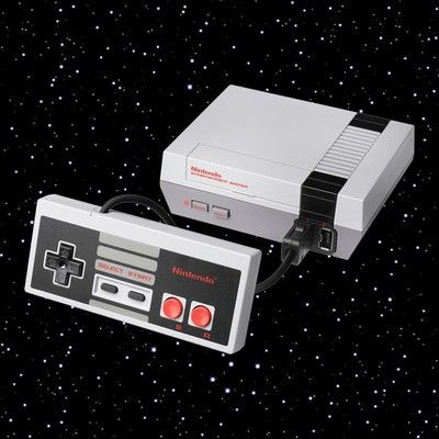 Revisit the good old days with the NES Classic Mini, now in stock at Amazon